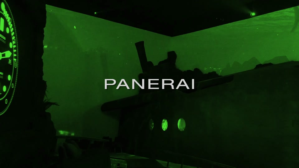 Panerai : 70 Shades of Light