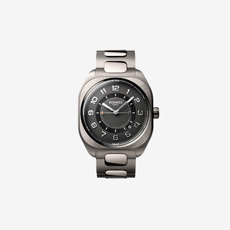 GIF Hermès H08 Titanium