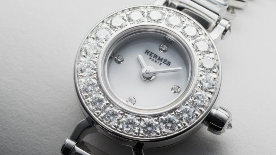 Movie Faubourg Polka Diamond-set White Gold