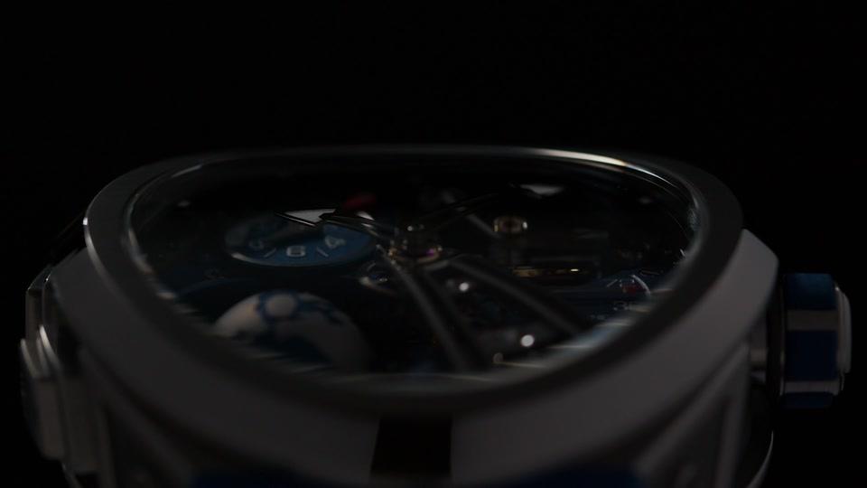Greubel Forsey | GMT Sport | Movie