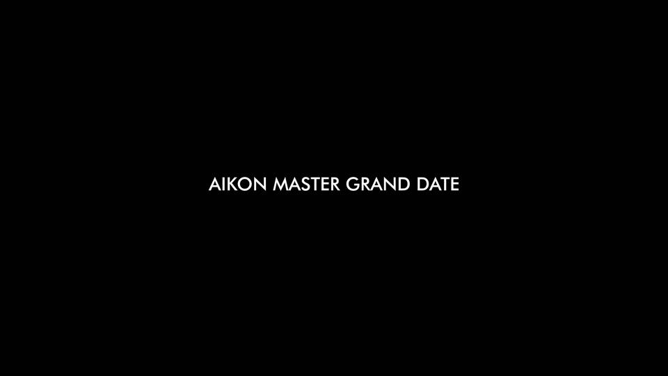 AIKON Master Grand Date - Video