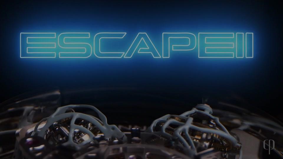 Escape II Icy Blue Platinum - Video