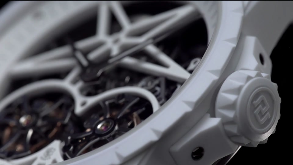 ROGER DUBUIS : excalibur twofold