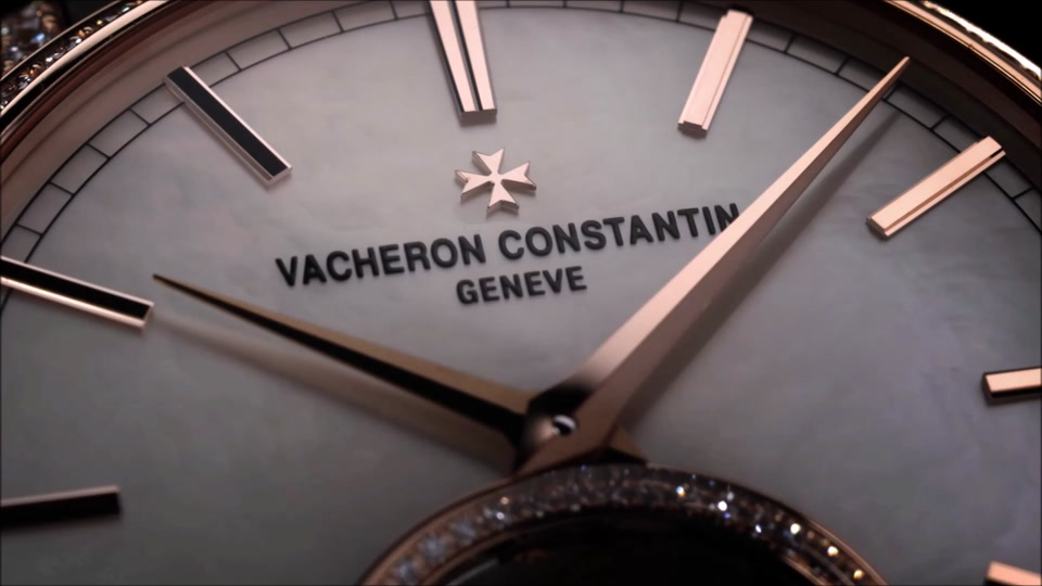 vacheron constantin : traditionnelle tourbillon